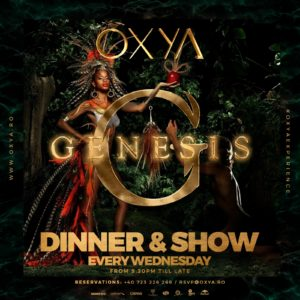 Genesis Dinner Show at OXYA